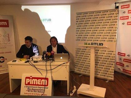 El total de viviendas turísticas decrece en Palma más de un 53% desde 2016 y en las Islas un 17%