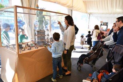 Tomares (Sevilla) acoge la I Feria de Coleccionismo de Playmobil 'Ciudad de Tomares' hasta el domingo