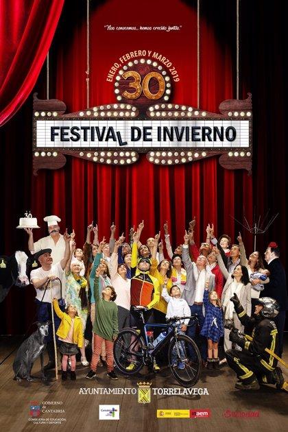 Los abonos para el Festival de Invierno de Torrelavega saldrán a la venta la próxima semana