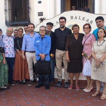 Noguera se desplaza hasta Cuba para formalizar de manera oficial la cesión temporal de la silla de Maceo para dos años