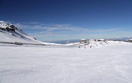 Sierra Nevada ofrece 68,2 kilómetros esquiables y supera el 70 por ciento de ocupación hotelera