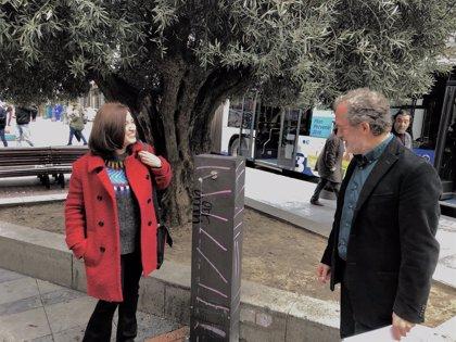 Valladolid incrementa la red de fuentes en sus calles