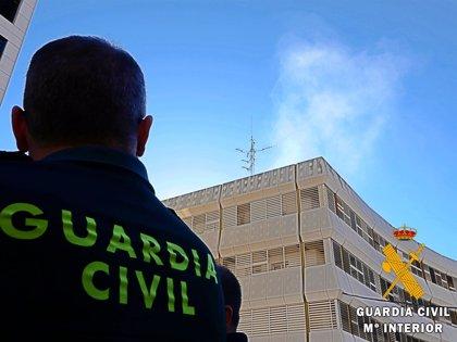 """Siete detenidos de una red criminal dedicada al tráfico de drogas a """"gran escala"""" en el Campo de Gibraltar"""