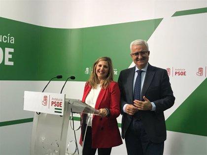 """PSOE califica de """"fraude"""" que Ortiz (PP) piense renunciar a su acta de parlamentario """"por trueques internos"""""""