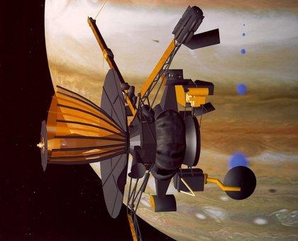 Se cumplen 23 años de la primera nave que orbitó Júpiter
