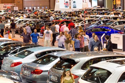 Las ventas de coches usados disminuyen un 5% en noviembre en Andalucía