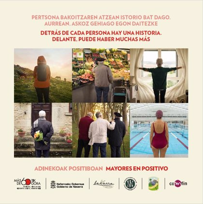 Salud edita el calendario de 2019 'Mayores en positivo', dentro de la Estrategia de Envejecimiento Activo y Saludable