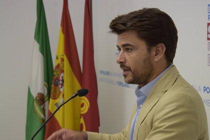 PP Sevilla condiciona la abstención al presupuesto a una rebaja fiscal, más medios para policía y apoyo a emprendedores