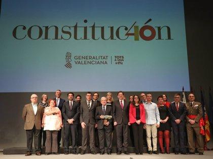 """El PSPV afea al PP su """"intento de boicot"""" al acto del Día de la Constitución: """"Golpea el espíritu de concordia"""""""