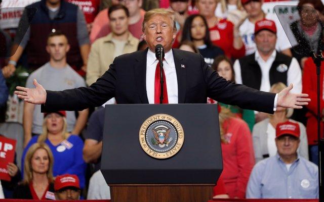 Los clubes privados de Trump contrataron a inmigrantes indocumentados, según el 'New York Times'