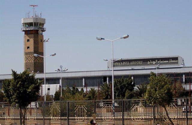 Aeropuerto de Saná
