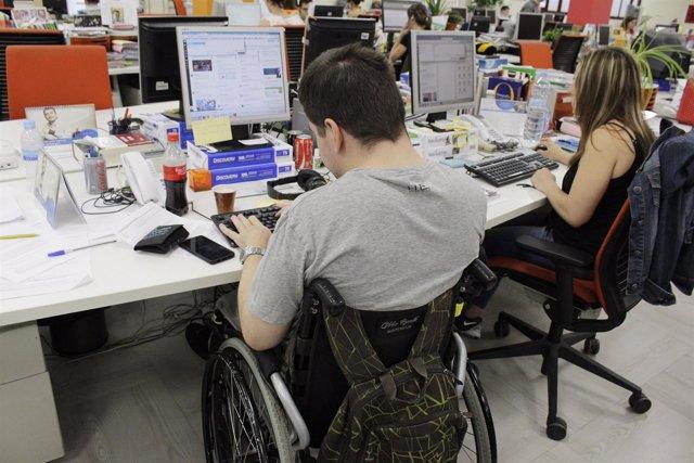 Discapacitado, discapacidad