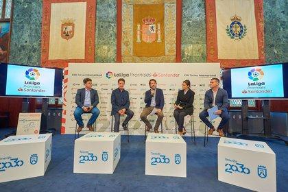Tenerife acoge a final de mes el 'Torneo Internacional LaLiga Promises' con 16 equipos sub12