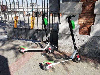 Las tres empresas de patinetes eléctricos que deben retirarlos se reunirán la próxima semana con el Ayuntamiento