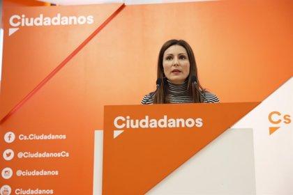 """Cs ve prioritario un acuerdo con PP para """"un Gobierno de cambio encabezado por Marín"""""""