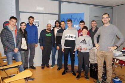 Estella acoge un curso sobre drones con una veintena de participantes