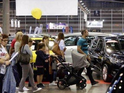 Las ventas de coches usados crecen un 5,4% en noviembre en la Comunitat
