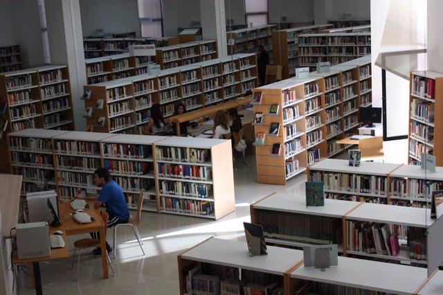 Biblioteca Pública Francisco Villaespesa