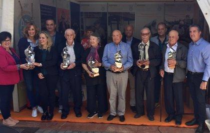El Gobierno de Canarias homenajea a siete artesanos en el marco de la 34ª edición de la Feria de Artesanía