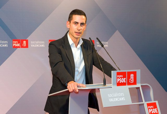 Carlos Fernández Bielsa (PSOE) en imagen de archivo