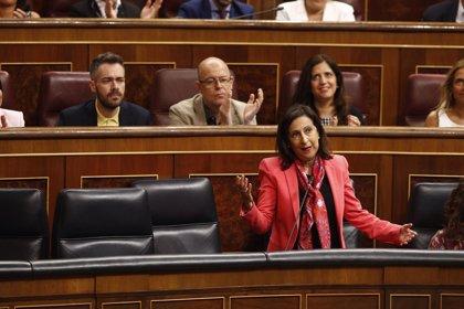 IU ve a Defensa más condescendiente con los militares franquistas que con los defensores de la Constitución