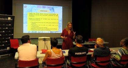 El taller 'Voces flamencas' de Rocío Márquez cierra el ciclo de la Fundación SGAE sobre este arte en La Térmica