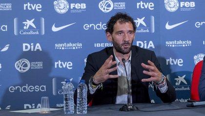 """Garbajosa brinda a Zagklis """"el apoyo y la lealtad de todo el baloncesto español"""""""