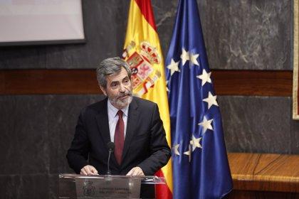 El CGPJ pide al Ministerio del Interior y a la Generalitat protección de los jueces en Catalunya