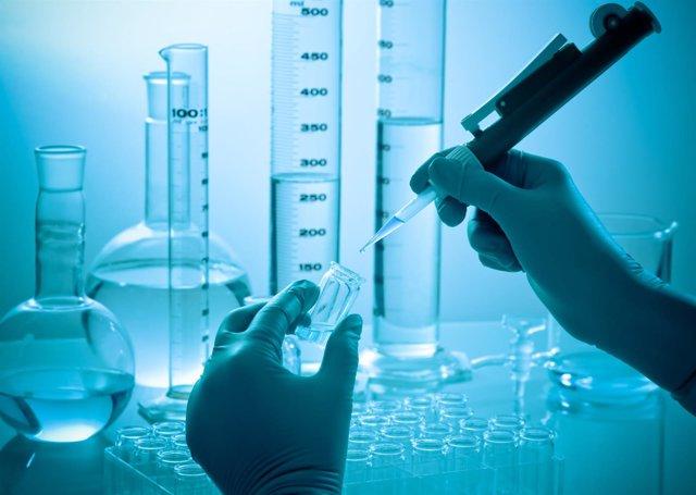 Investigar, médico, laboratorio