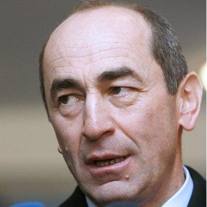 Detenido el ex presidente armenio Robert Kocharyan por intentar derrocar el orden constitucional