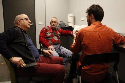 """Arrenca el dejuni """"col·lectiu encadenat"""" a Barcelona amb la intenció de tenir continuïtat fins el 20 de desembre"""