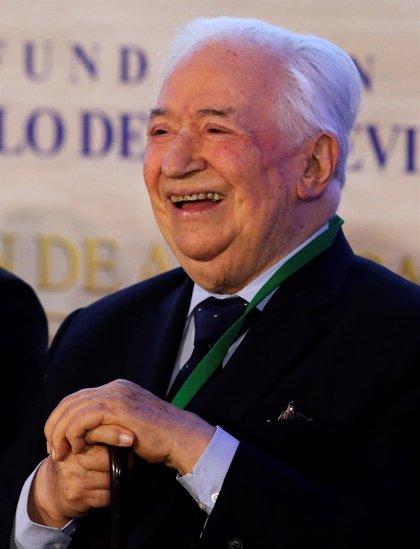 Muere el ex presidente colombiano Belisario Betancur, el primero en apostar por el diálogo como vía de paz