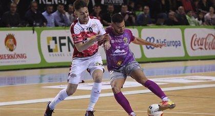 ElPozo Murcia se pone líder ante Palma Futsal