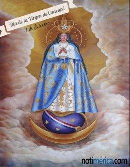 Día de la Virgen de Caacupé