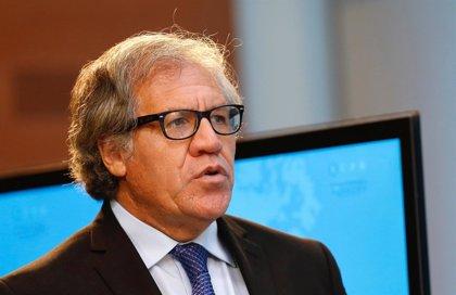 """Almagro acusa a Cuba de exportar """"mecanismos de terror"""" a países como Venezuela y Nicaragua"""