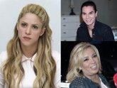 Foto: De la querella contra Shakira a las entrevistas de Carmen Borrego y Julio José Iglesias