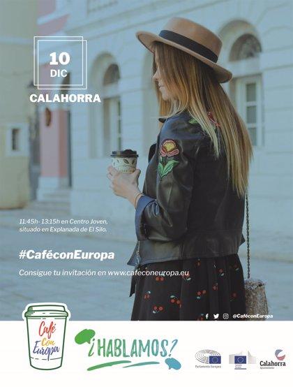 Calahorra será el primer municipio riojano en acoger la iniciativa 'Habla de Europa en tu Ciudad'