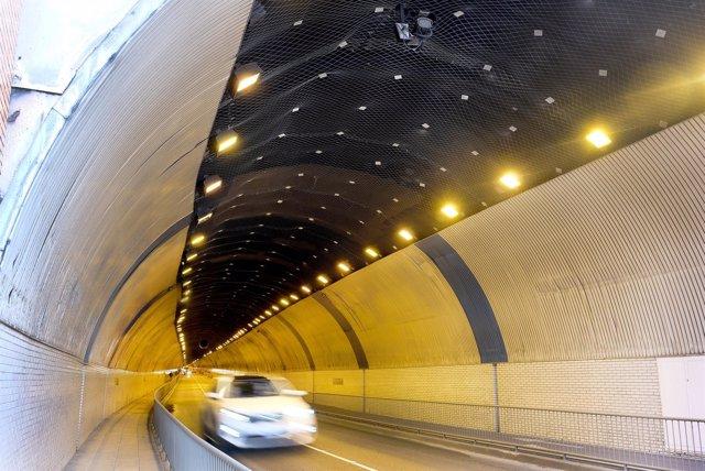 Túnel de Tetuán