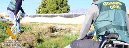 Detenidos cuatro vecinos de La Mojonera (Almería) acusados de robos en viviendas