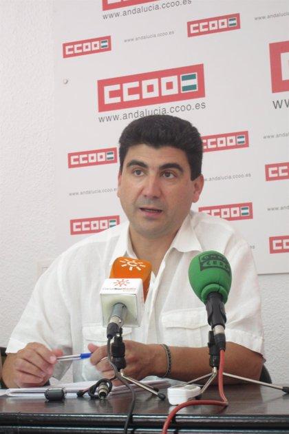 CCOO presenta un plan para la eliminación del amianto en Huelva capital