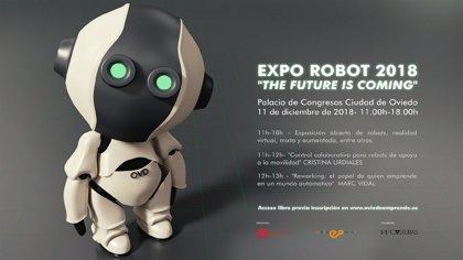 La ciudad acoge la mayor exposición de robots, tecnología e innovación vista en la región