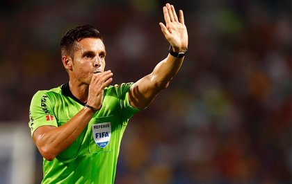 El árbitro madrileño Carlos del Cerro Grande asciende a Elite UEFA