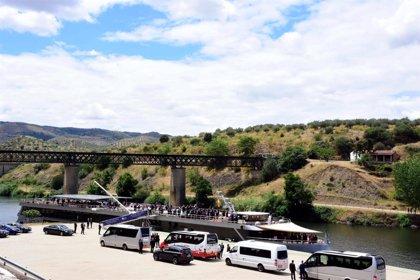 El turismo internacional desembarca en el 'puerto' de la Casa Lis de Salamanca