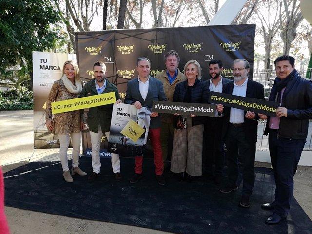 Presentación de la campaña de Málaga de Moda