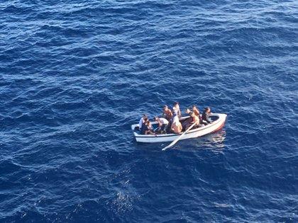 Un total de 18 inmigrantes llegados a Ibiza quedarán en libertad ante la imposibilidad de encontrar plazas en un CIE