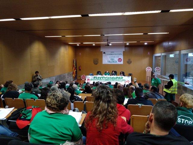 XXIV Asamblea Estatal PAH