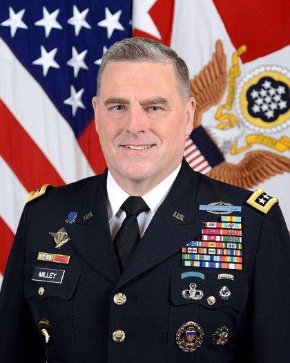 Trump nomina al general Mark Milley como nuevo jefe del Estado Mayor Conjunto de EEUU