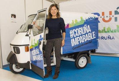 La candidata del PP en A Coruña Beatriz Mato recorrerá la ciudad en el 'MatoCarro' para escuchar propuestas ciudadanas