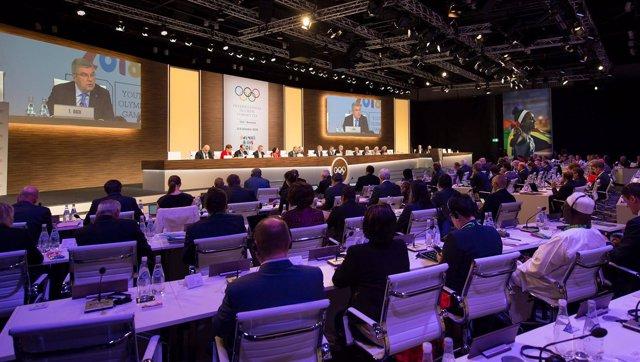 Thomas Bach Comité Olímpico Internacional COI