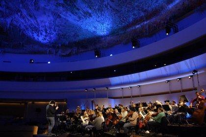 La Simfònica actúa este sábado en Ginebra por el 70 aniversario de la Declaración Universal de Derechos Humanos